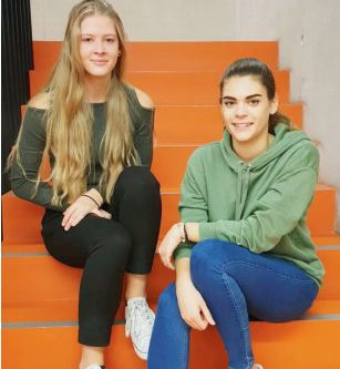 JdJ - Deux étudiantes prennent le relais des Cartons du cœur