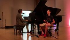 Posy Rehearsal