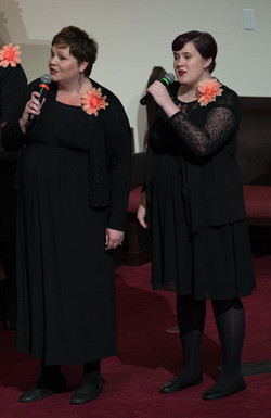 Amber & Taryn Grannis