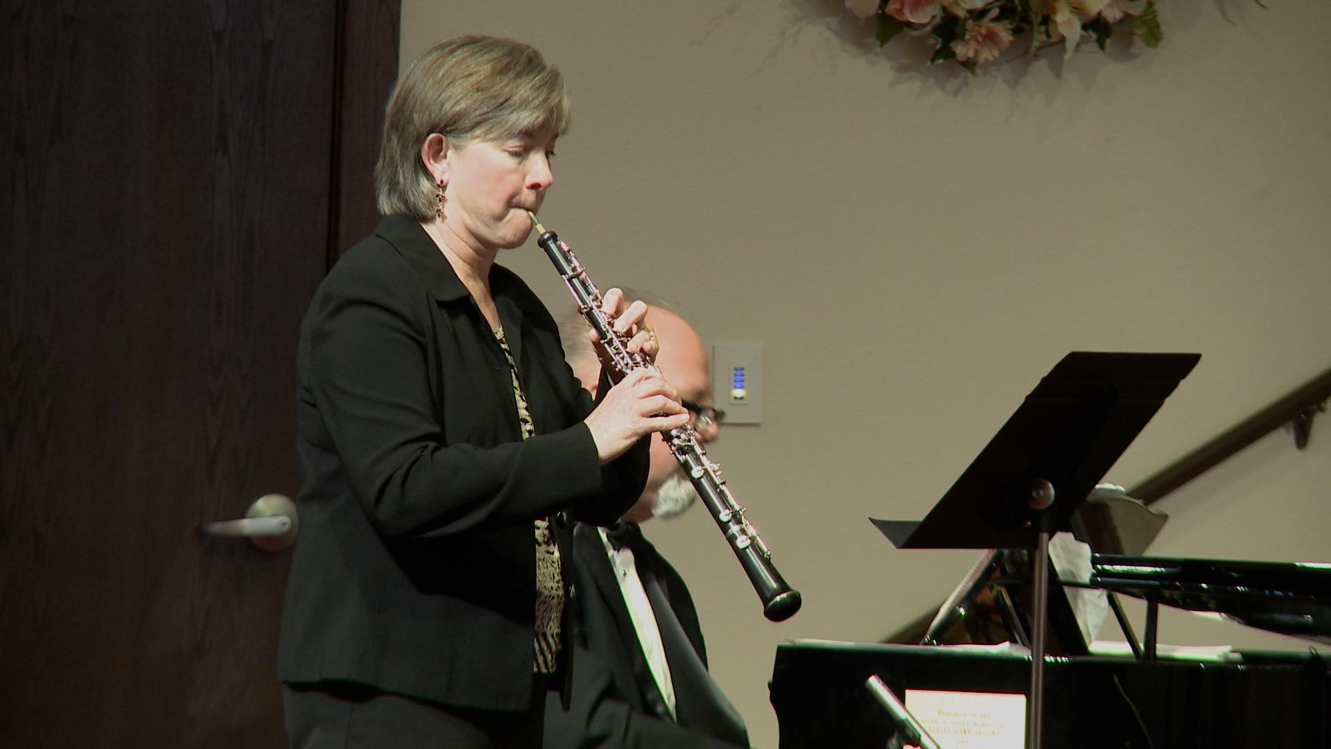 Oboe Soloist: Elizabeth Milne