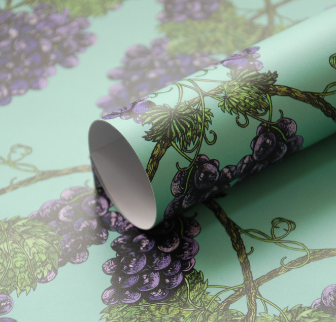 Grape vine Gift Wrap