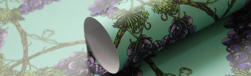 Grape vine Gift Wrap