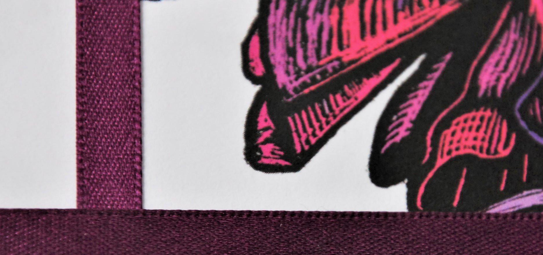 Fuchsia Gift Wrap