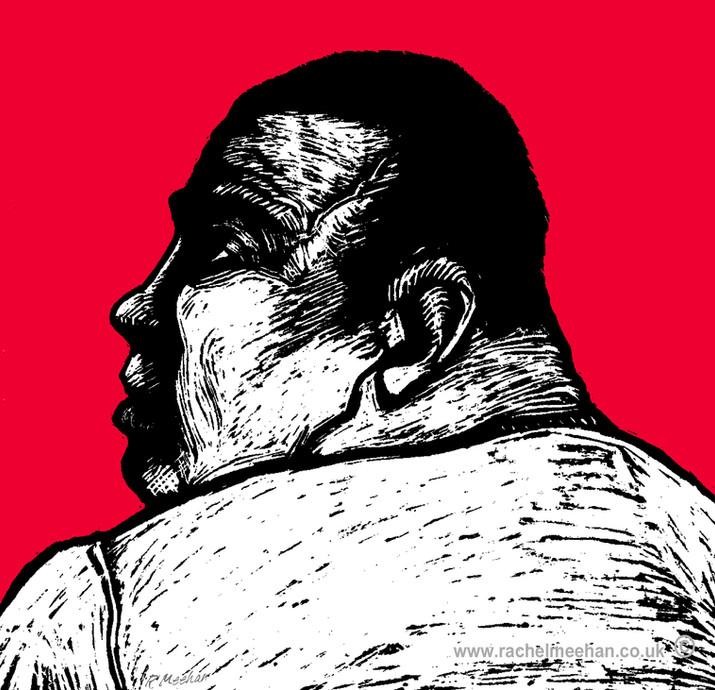 Portrait Shuggy