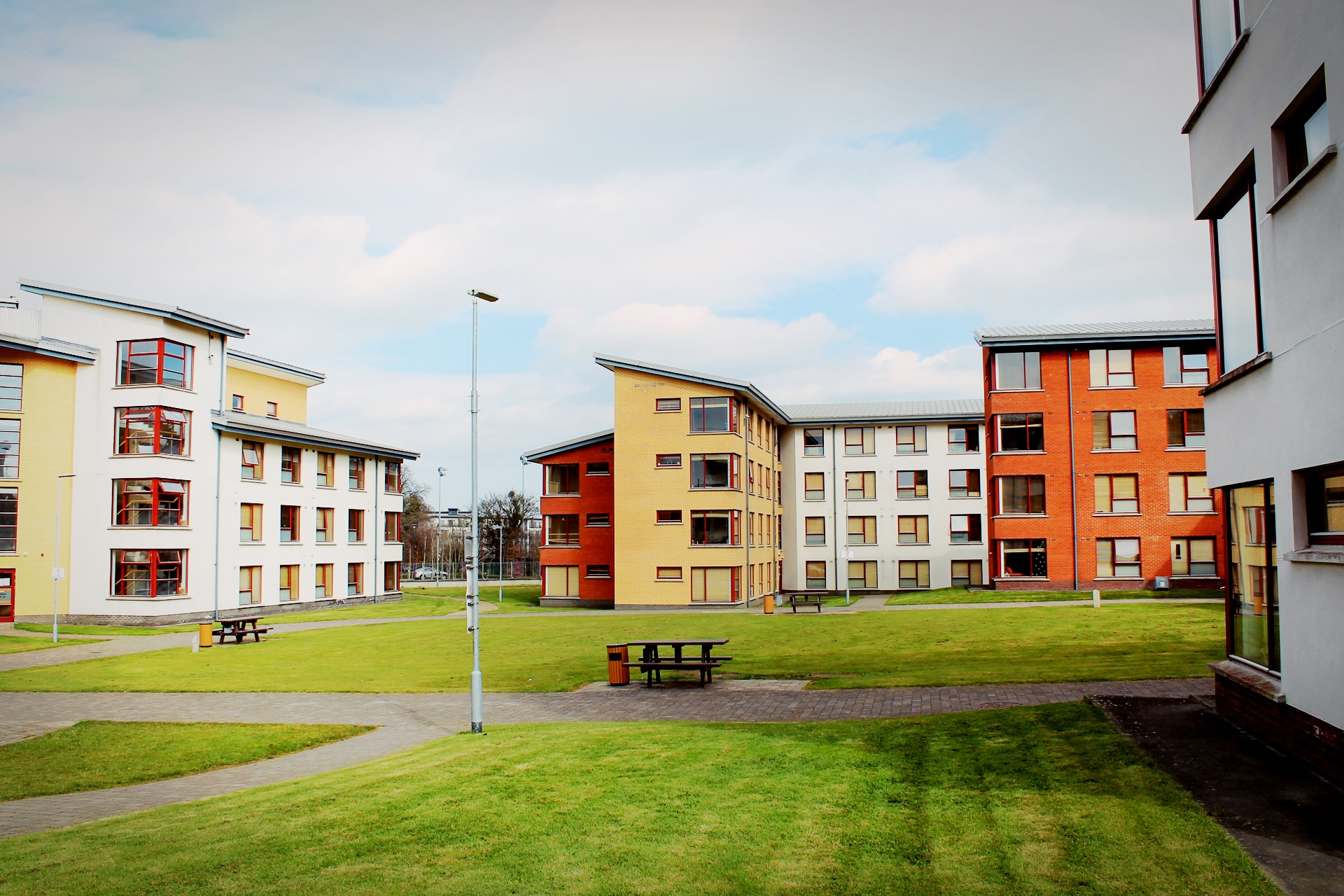 Hazelwood Student Accommodation DCU