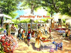 Friending for Real