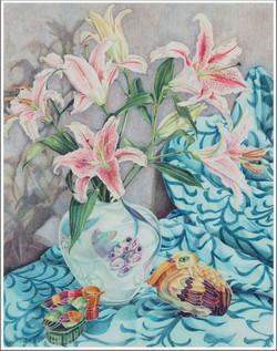 star-gazer-lilies-and-bird-boxes