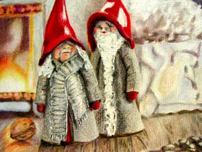 Ho! Ho! Ho! Christmas Card Drawings Due by Friday, October 27