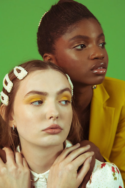 Connie and Cara from PRM Agency Styled