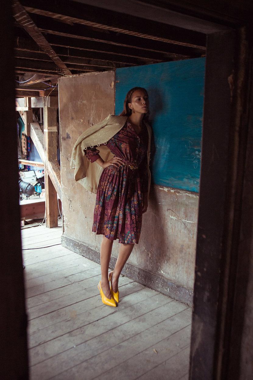 Carra from PRM Agency : Styled by Ayisha