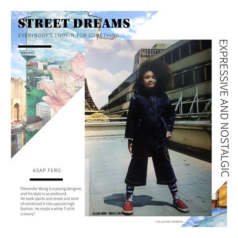 Street Dreams -Collezioni Bambini - Rocc