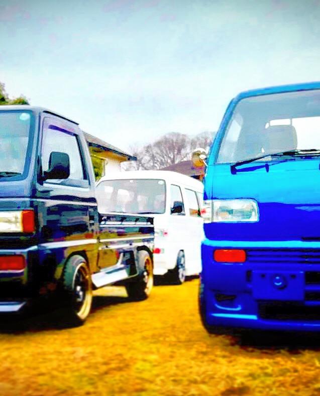 Honda and Suzuki