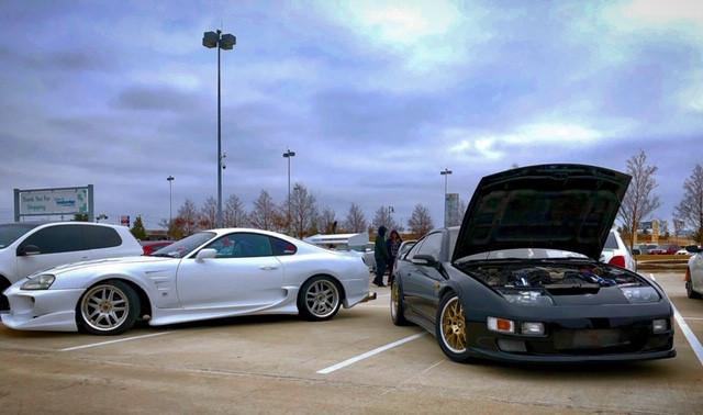 fueledup meet 300ZX and Supra