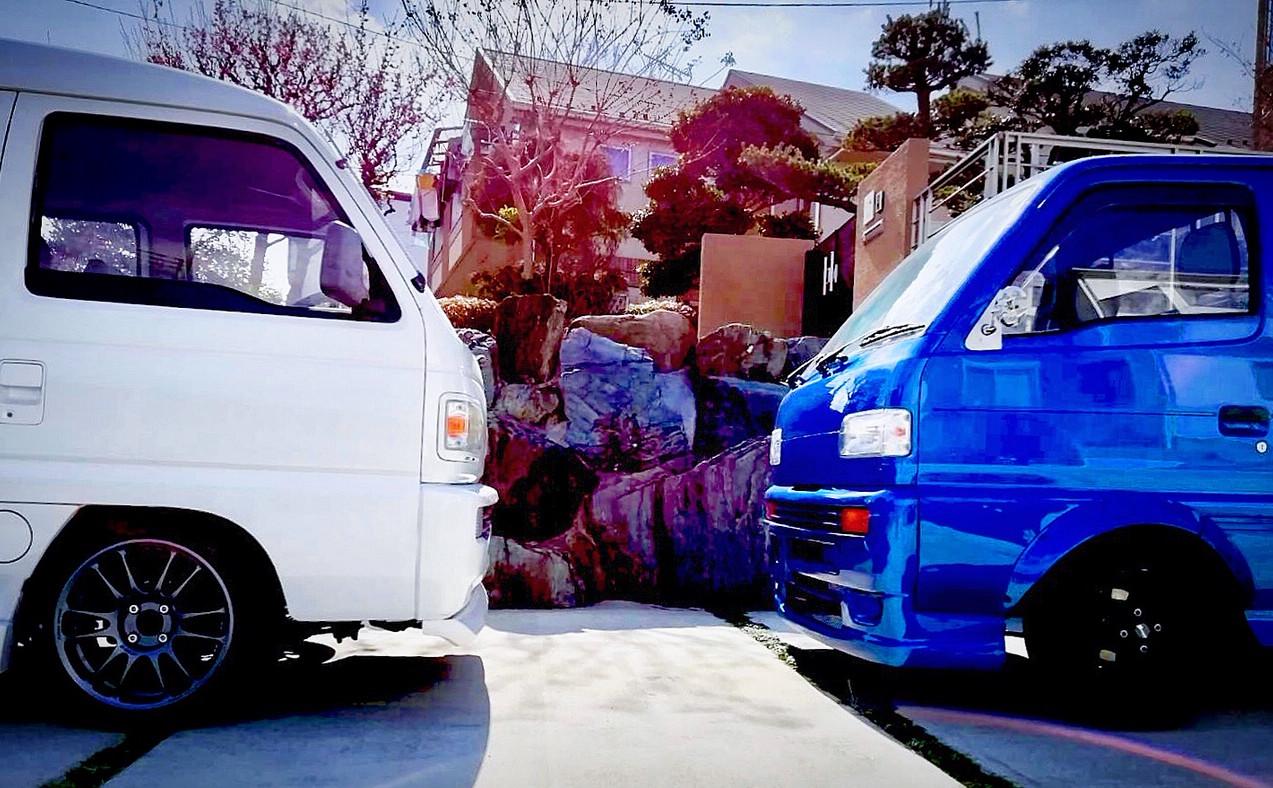Kei Van and Kei Truck