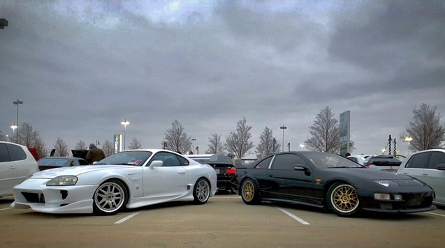 Supra and 300ZX