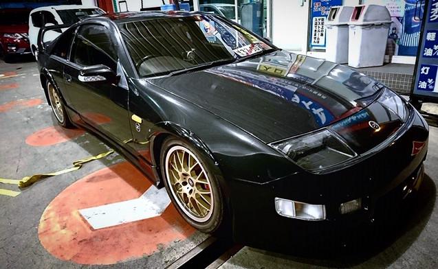 300ZX in Japan