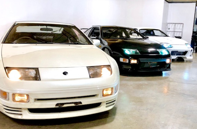 300ZX and Supra