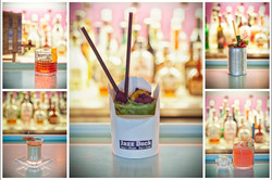 Signature drinks - Jazz Dock
