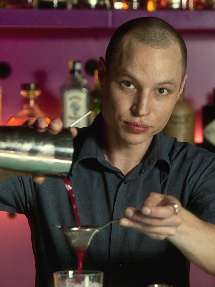 Ronny, promo pro barmanskou soutěž