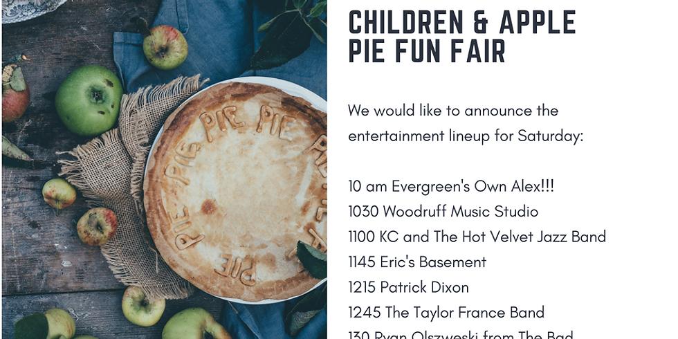Children & Apple Pie
