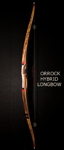 Orrock Hybrid Traditional Longbow