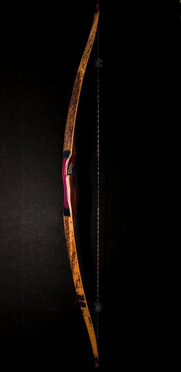 "Orrock Elite Hybrid Longbow 50 lbs @ 28"", Length 62"""