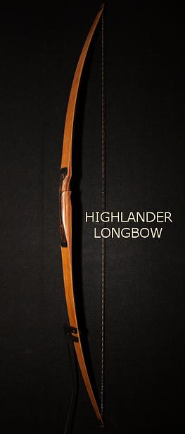 Highlander Traditional Longbow