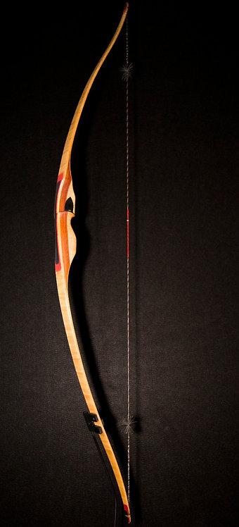 "Orrock Premium Hybrid Longbow 53 lbs @ 28"", Length 62"""