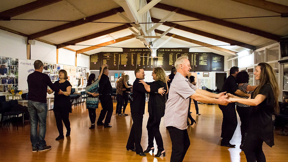 Modern Jive Howick Dance Classes