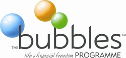 BUBBLES life and financial logo