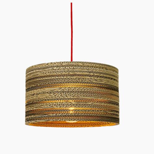 KARTENT: Lampe Tolmin M en carton
