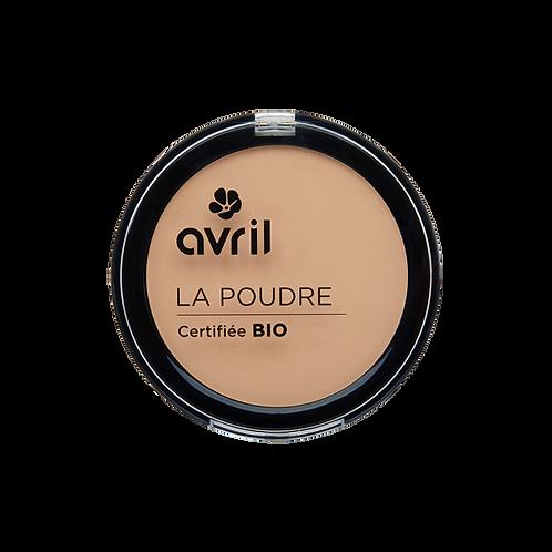 AVRIL : Poudre compacte nude - certifiée bio