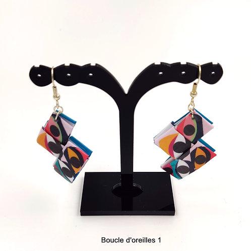 Naona Boucle d'oreilles