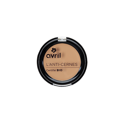 AVRIL : Anti-cernes certifié bio - teinte au choix