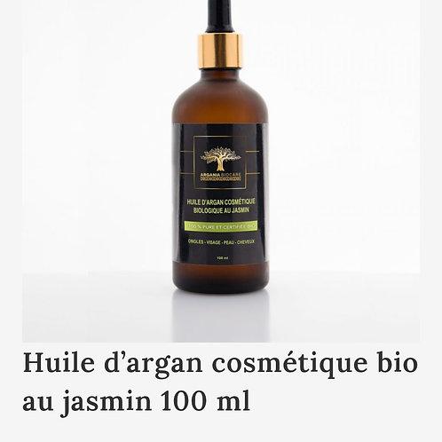ARGANIA BIO CARE: Huile d'Argan cosmétique au jasmin 100ml