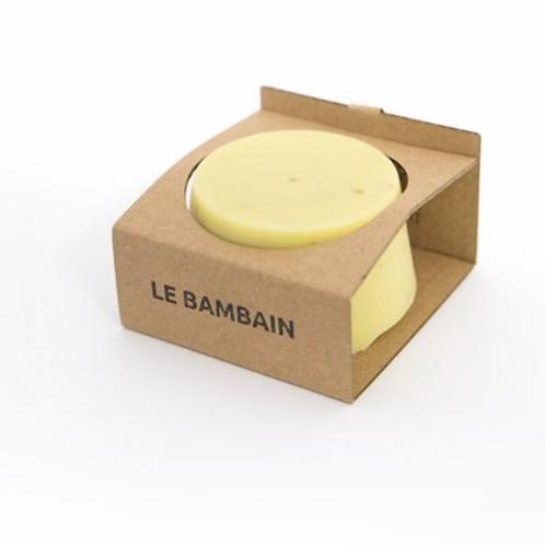 Le Lidjeu :Savon Le bambain +/120gr