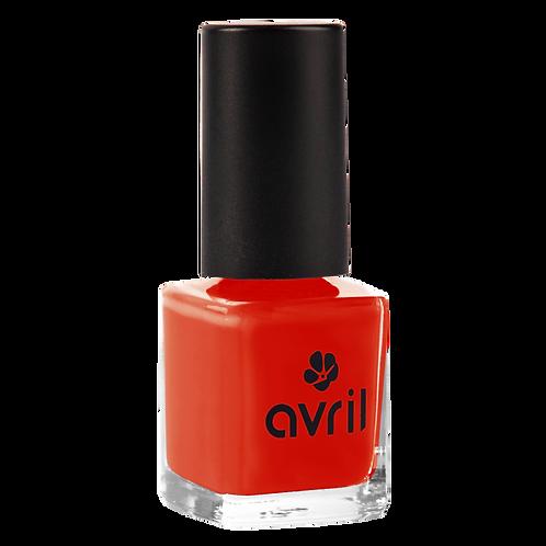 AVRIL : Vernis à ongles 7ml - Couleur au choix