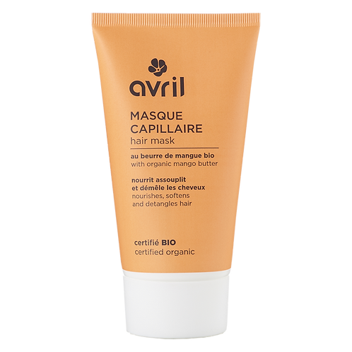 Masque capillaire 150ml - certifié bio