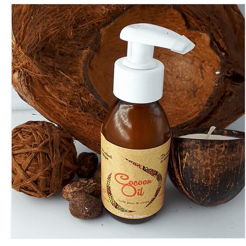 Kari'T Care: Huile Visage et Corps - Cocoon oil