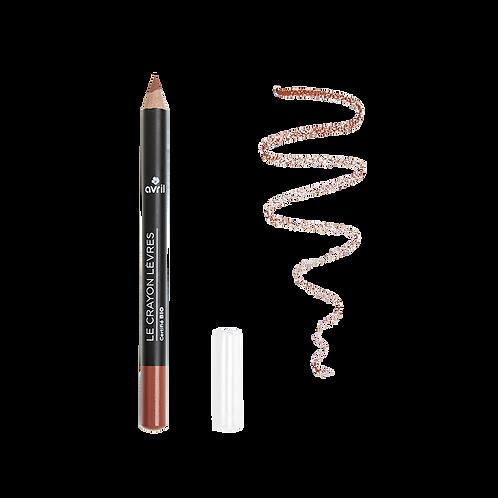 Crayon contour des lèvres - certifié bio - coloris au choix