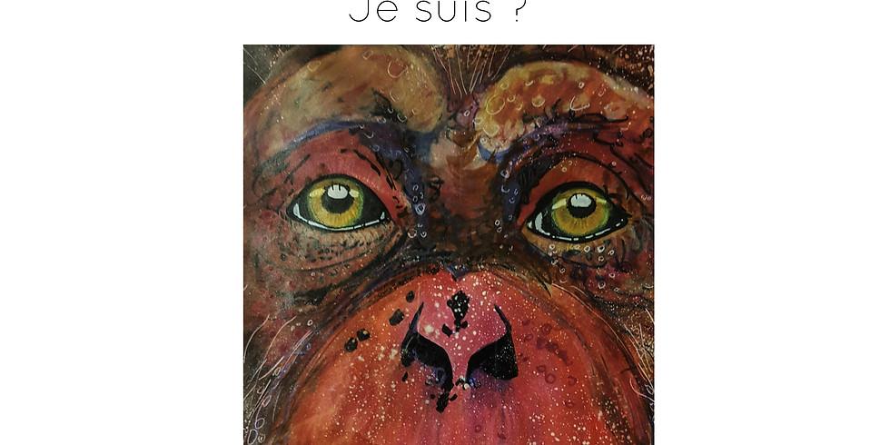 K_________ina expose ses peintures