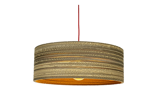KARTENT: Lampe Tolmin Large en carton