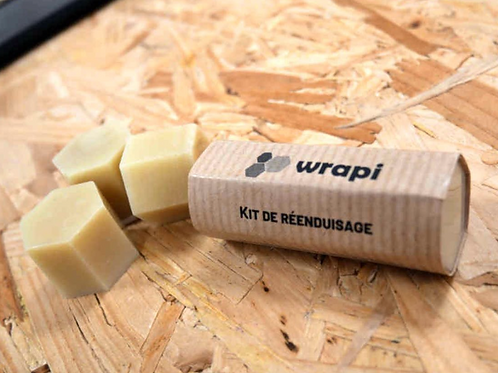 WRAPI: Kit de réenduisage