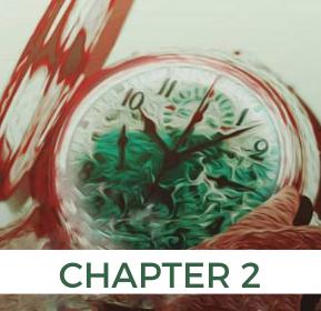 Chapter 2- Climb Aboard the Amnesia Train!