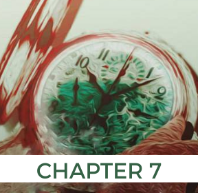 CHAPTER 7- Sneaking Into the Woods? Bad Idea. But I Did It Anyway