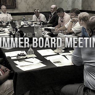 Minutes From ALFCA Summer Board of Directors Meeting