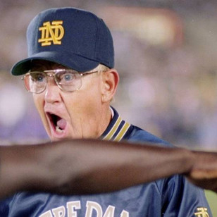 Get Ready for Spring Practice with a Little Lou Holtz