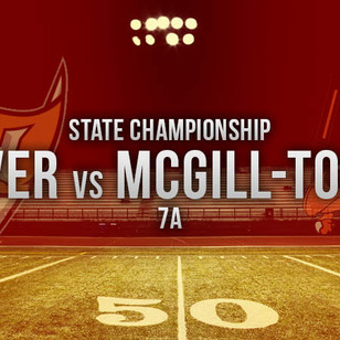 Hoover Caps Title Season with 48-20 Win Over McGill Toolen