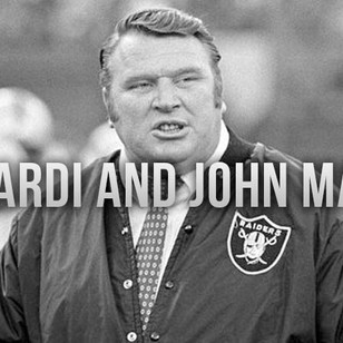 Lombardi and John Madden