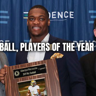 Mr. Football, Players of Year Announced